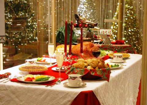 Sfaturi pentru masa de sărbători