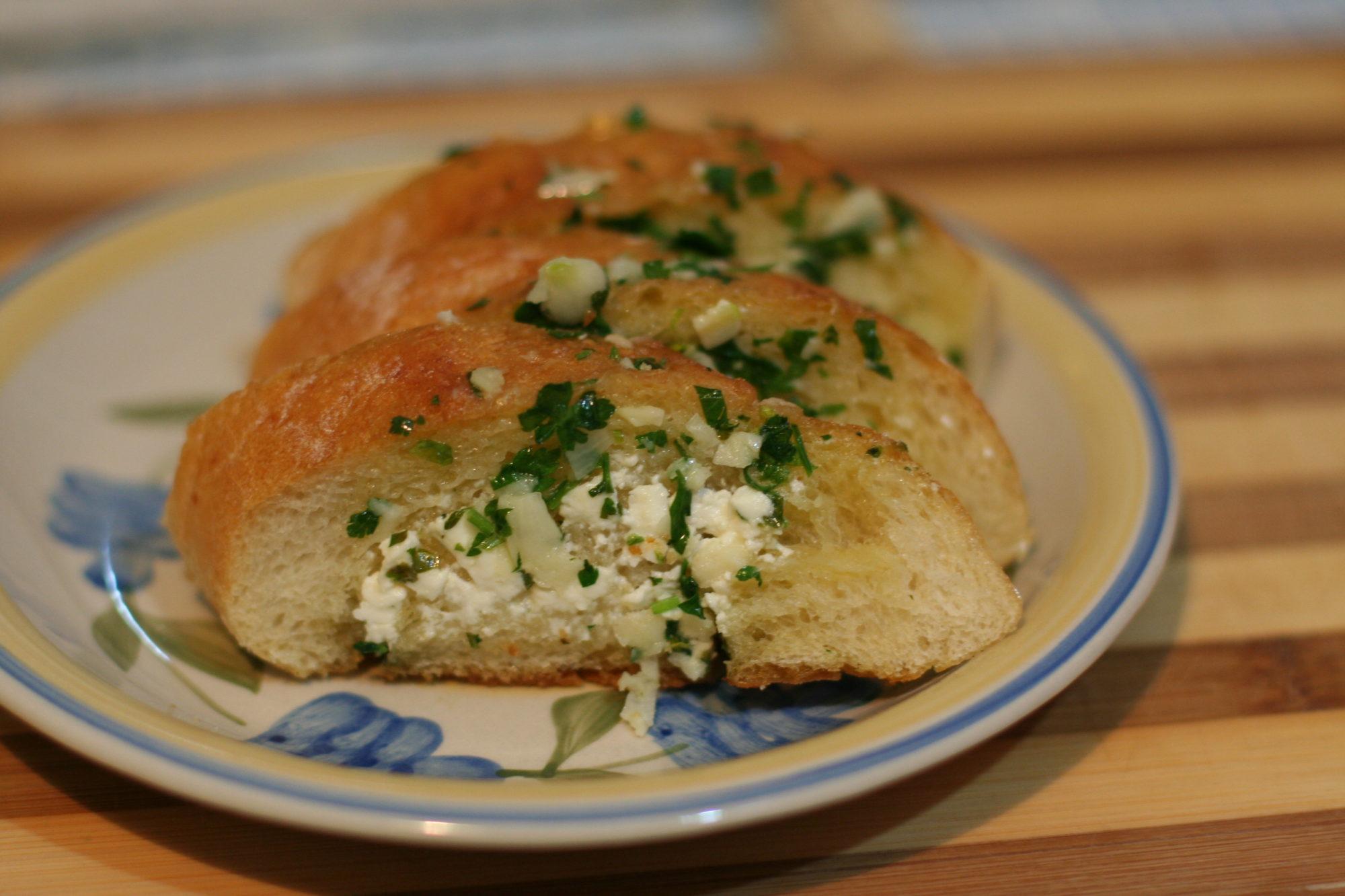 baghetă cu brânz
